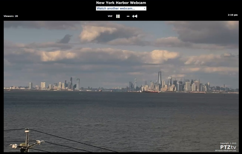 Webcam-newyorkharbor